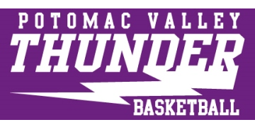 PV Thunder Basketball logo