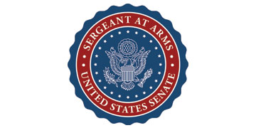 US SENATE SERGEANT AT ARMS logo