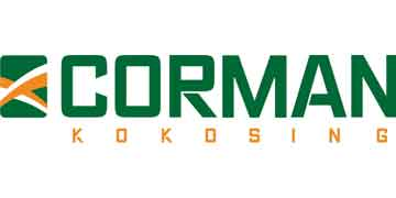 CORMAN CONSTRUCTION logo