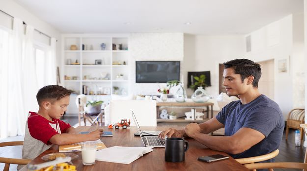 4 Tips for Transitioning from Office Worker to Telecommuter