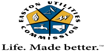 Easton Utilities logo