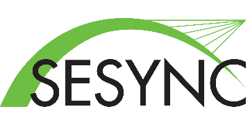 The National Socio-Environmental Synthesis Center logo