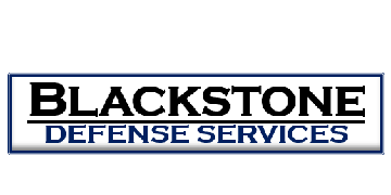 Blackstone Defense Services Corporation logo