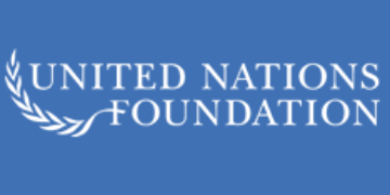 The United Nations Foundation logo