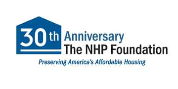 The NHP Foundation logo