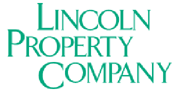 Lincoln Property Company Commercial logo