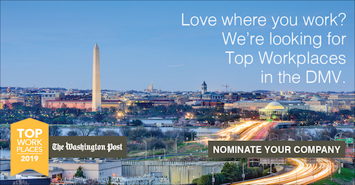 Top Workplaces DC 2019