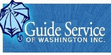 GUIDE SERVICE OF WASHINGTON logo
