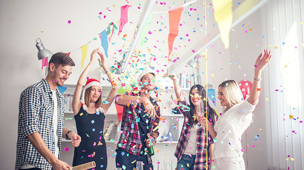 Dos and Don'ts for the Office Holiday Party