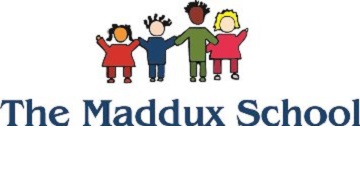 The Maddux School logo