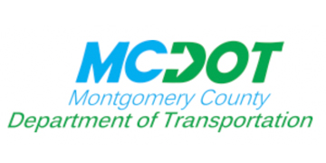 Montgomery County  Dept of Transportation  logo