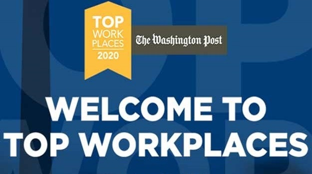 2020 Top Workplaces Awards Ceremony