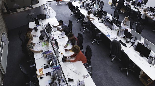 Best Practices for Surviving an Open Office Environment