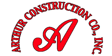 Arthur Construction Co,. Inc. logo