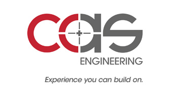 CAS ENGINEERING logo