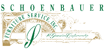 Schoenbauer Furniture Service logo