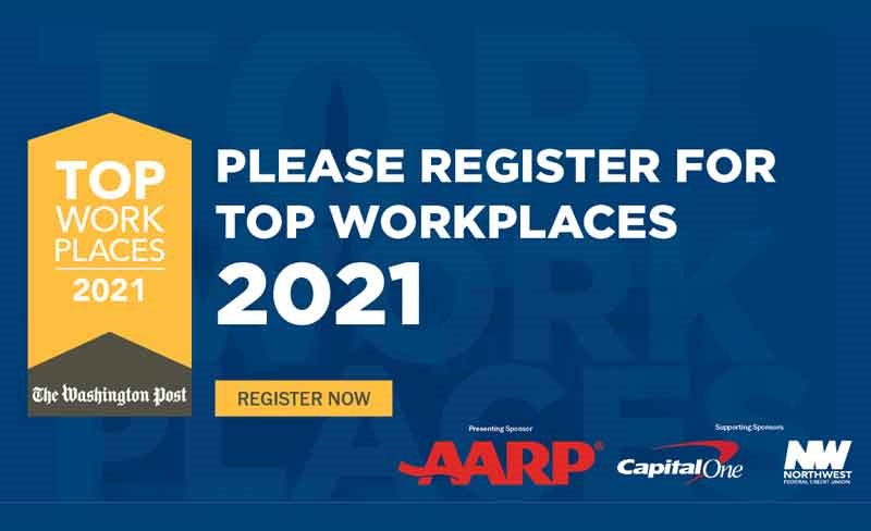 Top Workplaces Virtual Event