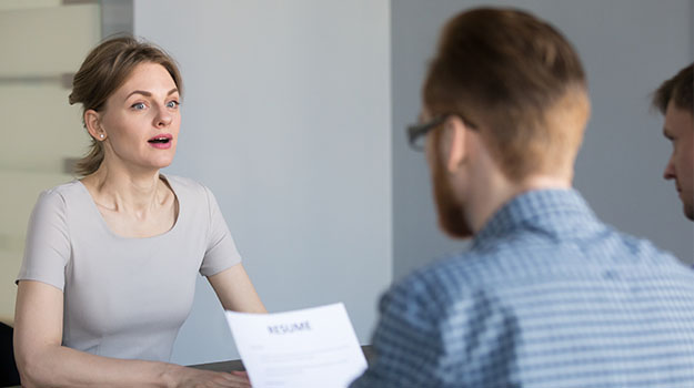 What to Do If You're Blindsided by an Interview Question