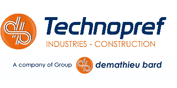 Technopref Industries Construction logo