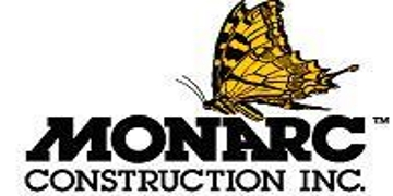 Monarc Construction Inc. logo