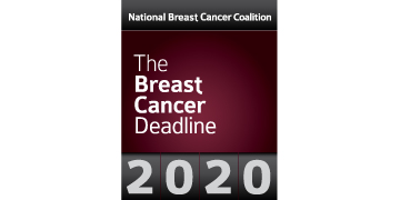 National Breast Cancer Coalition logo