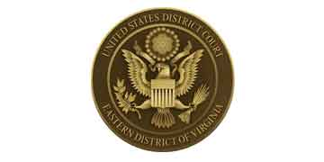 US DISTRICT COURT CLERKS OFF logo