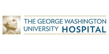 The George Washington University Hospital logo