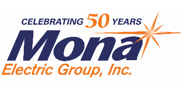 Mona Electric Group, Inc. logo