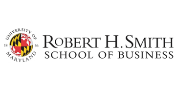 The University of Maryland's Robert H. Smith School of Business  logo