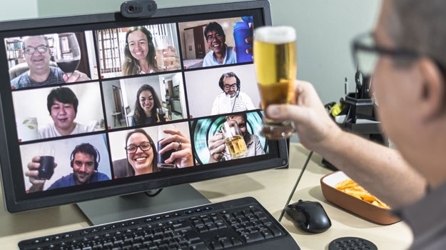 Employees need to bond, even remotely