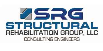 Structural Rehabilitation Group, LLC (SRG) logo