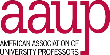 American Association of University Professors AAUP logo