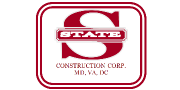 STATE CONSTRUCTION CORP logo