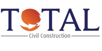 Total Civil Construction logo